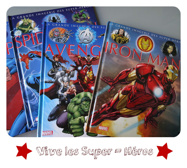 livre-super-heros-fleurus