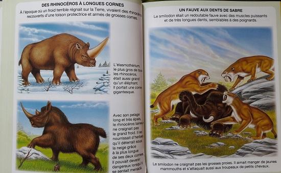 livre-enfant-animaux-prehistoriques