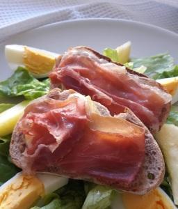 recette-tartine-jambon-de-parme